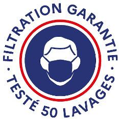 Masque UNS1 Testé DGA/IFTH 50 lavages