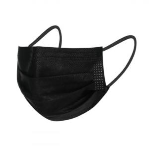 Masques FFP1 type IIR noirs